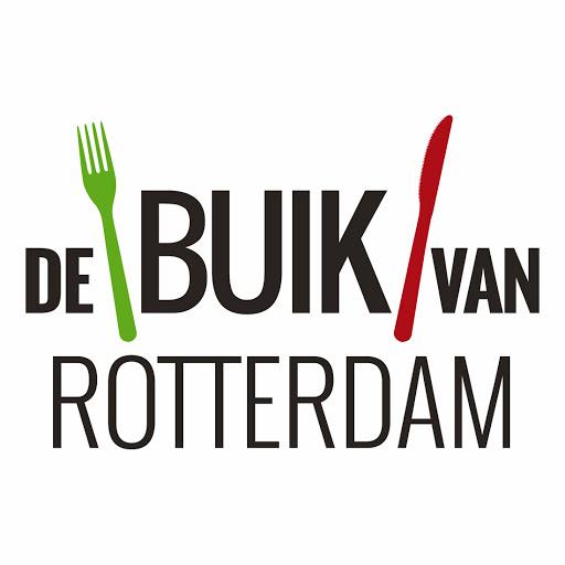 Bezoek van 'De Buik Van Rotterdam'