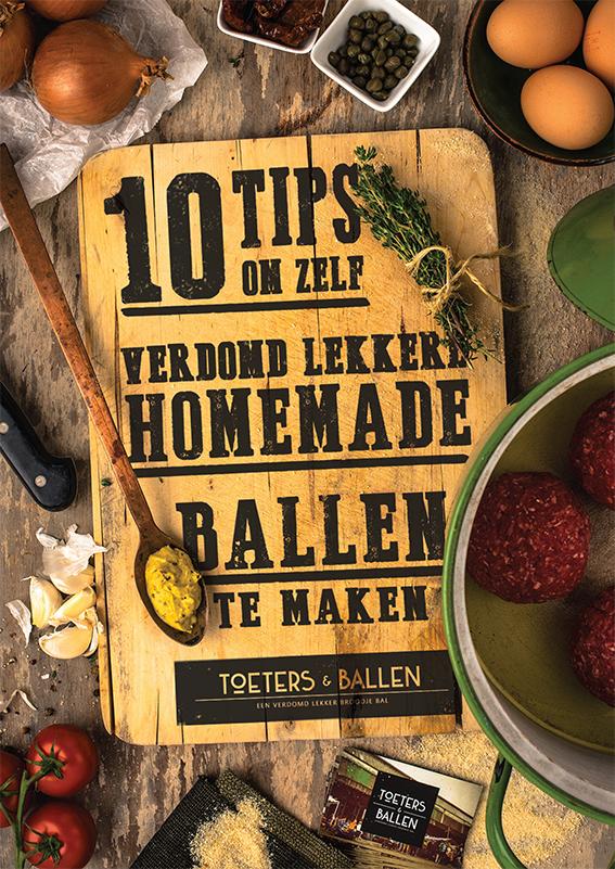 10 tips voor verdomd lekkere gehaktballen
